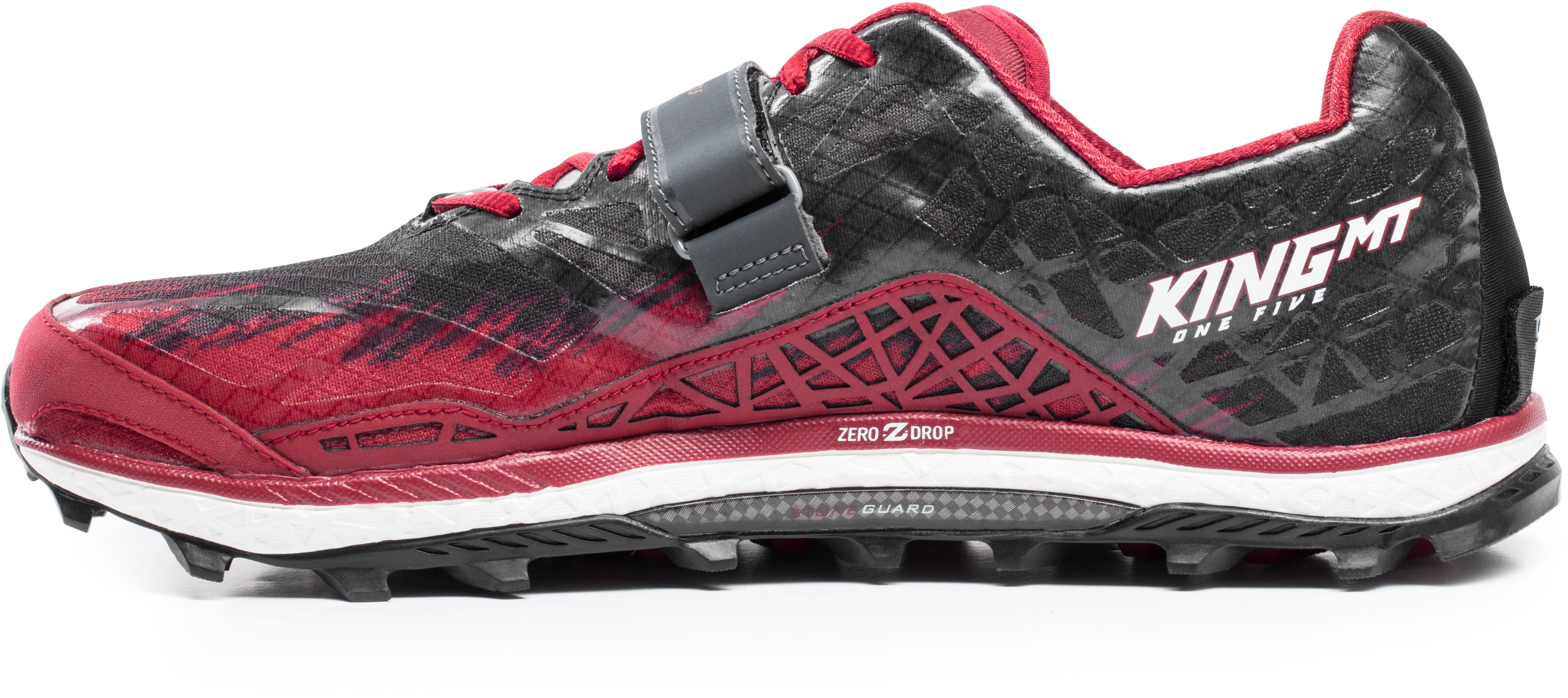 0ddf1f00afb Altra King MT 1.5 Trail Running Shoes Men red